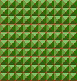 Green studs seamless texture background vector image vector image
