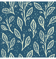 Floral seamless pattern 3 vector image vector image