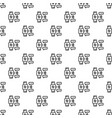 smart watch pattern seamless vector image vector image
