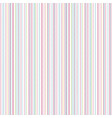 colors lines on white background abstract pattern vector image vector image
