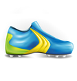 Football shoe vector image vector image