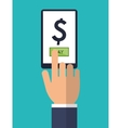 payment icon design vector image