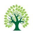 simple and modern trees natural logo 4