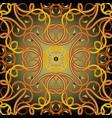 vintage paisley 3d seamless pattern ornamental vector image vector image