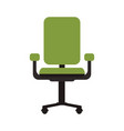office chair icon image vector image vector image