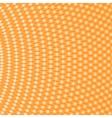 Orange yellow background eps10 vector image vector image