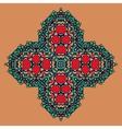 Abstract background Mandala vector image