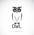 images of owl design vector image vector image