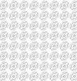 Slim gray diagonal spirals vector image vector image