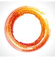 Abstract Digital Ring vector image