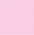 pink square small background vector image vector image