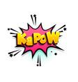 comics text advertise phrase sale pop art vector image vector image