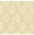 Grunge leaf texture seamless pattern vector image
