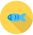 Pet Fish I vector image