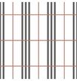 tartan seamless pattern vertical vector image vector image