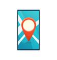 location pin vector image vector image