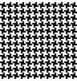 geometric background - seamless textile vector image