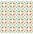 Seamless Vintage Colorful Pattern