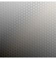 Abstract background with golden light vector image vector image