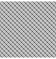 Grid mesh pattern with interlacing lines cross x