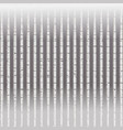 silver stripped textured background vector image vector image