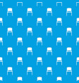 black office chair pattern seamless blue vector image vector image