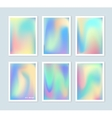 Bright holographic backgrounds set