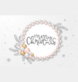 greeting banner template vector image vector image