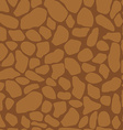 Leather pattern vector image vector image