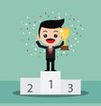 successful business ideas vector image