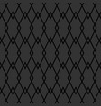 tile grey and black pattern for seamless wallpaper vector image