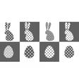 grayeaster vector image vector image