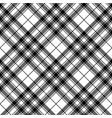 pride scotland tartan check plaid pixel vector image vector image