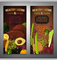 vitamin b9 posters vector image vector image