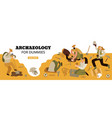 archaeology web header