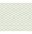 Isometric Seamless Retro Background vector image