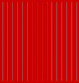 red background in lines seamless pattern vector image vector image
