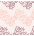 Filigree lace tracery in pastel colors For vector image