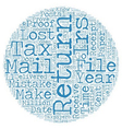 Will You Make The 39 Cent Mistake This Tax Season vector image vector image