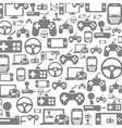 Game a background vector image