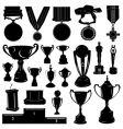 sports reward vector image vector image