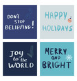 festive season greeting vector image vector image