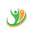 success student school logo image vector image vector image
