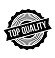 Top Quality rubber stamp vector image vector image