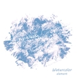 Abstract watercolor art hand paint isolated on