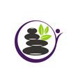 bespoke natural therapies vector image