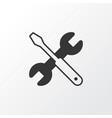 repair tools icon symbol premium quality isolated vector image vector image