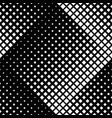 geometrical seamless diagonal square pattern vector image vector image