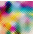 abstract color grunge background vector image vector image