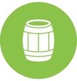 Barrel vector image vector image